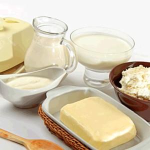 Молочная продукция масло сыр
